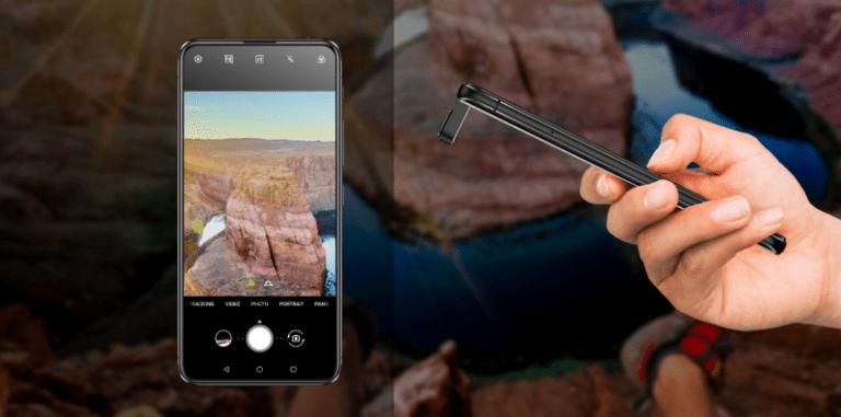 Solución de problemas de la cámara de 180 grados del ASUS ZenFone 6 / 6Z