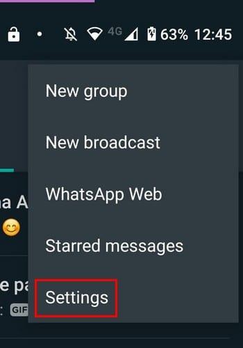 WhatsApp: cómo agrandar el texto