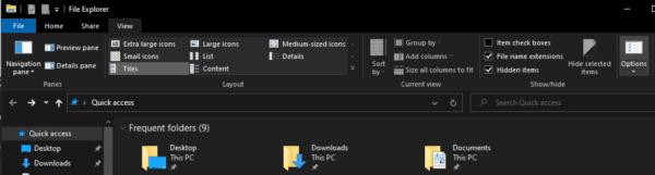 Windows 10: Cómo configurar el Explorador de archivos para que se inicie en «Esta PC»