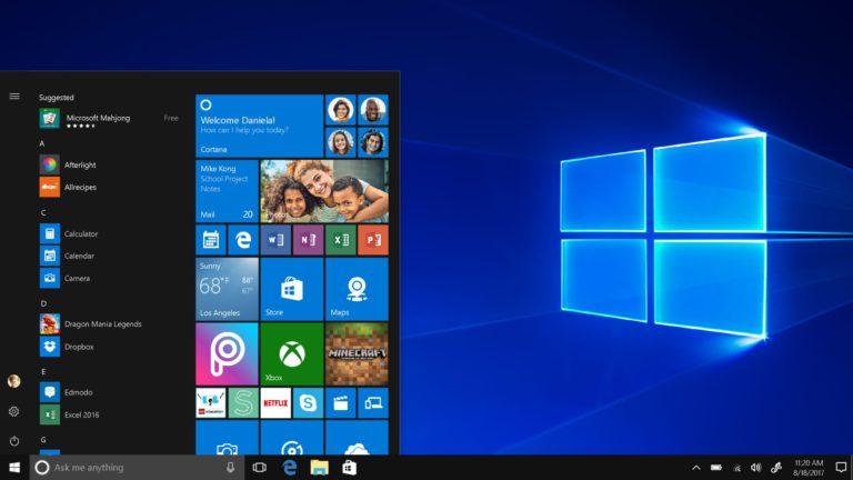 Cómo descargar e instalar Windows 10 S en su PC