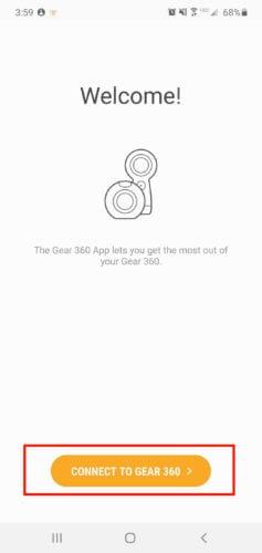 Cómo grabar videos de 360 grados en Samsung S20