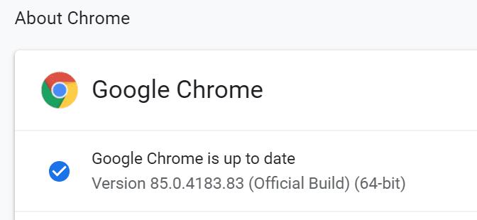 Corregir el código de error de Google Chrome Status_Breakpoint