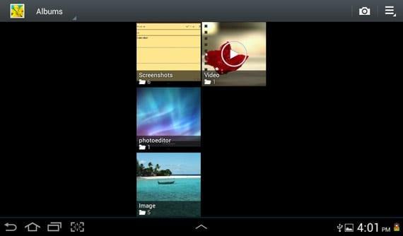 Galaxy Tab S3: Cómo tomar una captura de pantalla