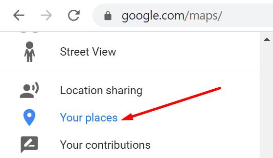 Google Maps: cómo quitar etiquetas