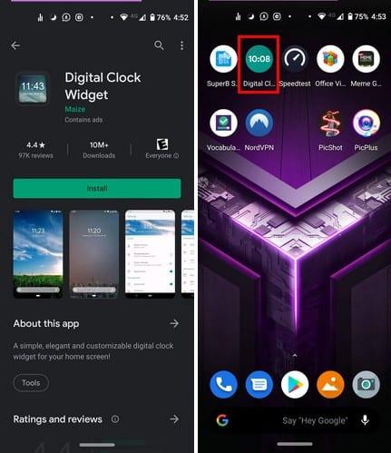 Todo lo que necesita saber sobre los widgets en Android 10
