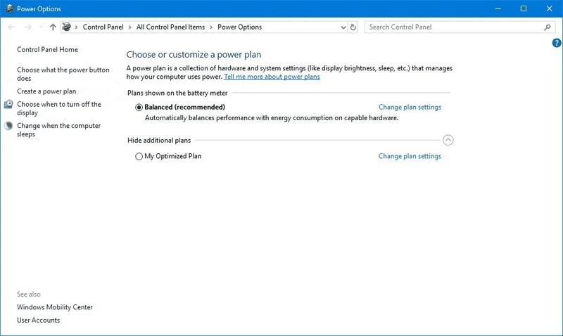 Windows 10: corrige los cambios de brillo de la pantalla cuando la computadora portátil está enchufada