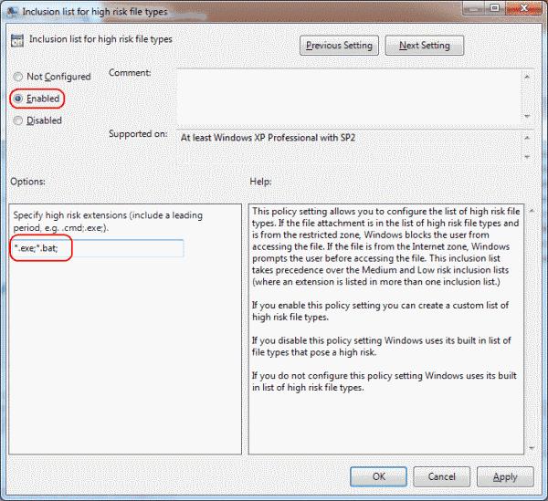 Windows: inhabilita los mensajes «No se puede verificar el editor»