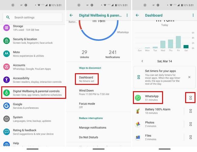 Cómo configurar temporizadores para aplicaciones de Android