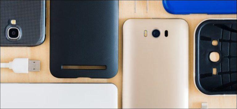 ¿Cuál es la diferencia entre fundas, protectores, carcasas y fundas para teléfonos?