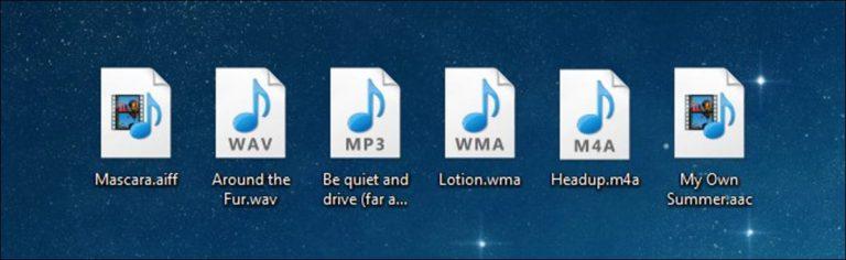 ¿Cuáles son las diferencias entre MP3, FLAC y otros formatos de audio?