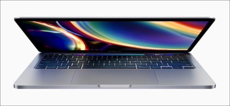 ¿Debería comprar el MacBook Pro de 13 pulgadas (2020)?
