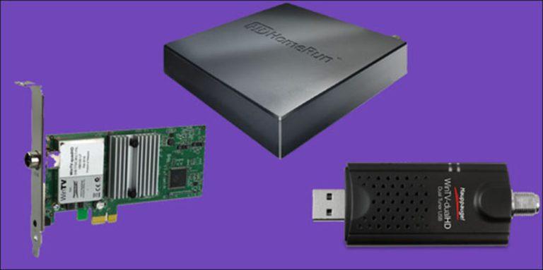 ¿Debería utilizar un sintonizador de TV PCI, USB o en red para su HTPC?