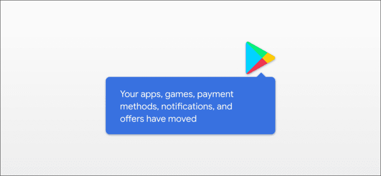 ¿Dónde está el menú?  Cómo usar la nueva interfaz de Play Store en Android