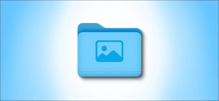 ¿Dónde está la carpeta Imágenes en una Mac?