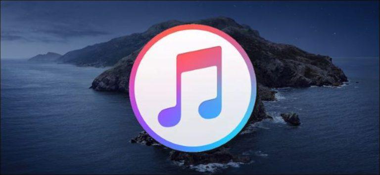 ¿Dónde están las funciones de iTunes en macOS Catalina?