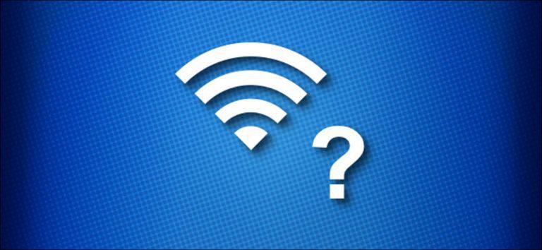 ¿Por qué estoy conectado a Wi-Fi pero no a Internet?