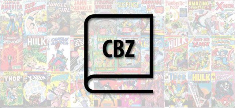 ¿Qué son los archivos CBR y CBZ y por qué se utilizan para los cómics?
