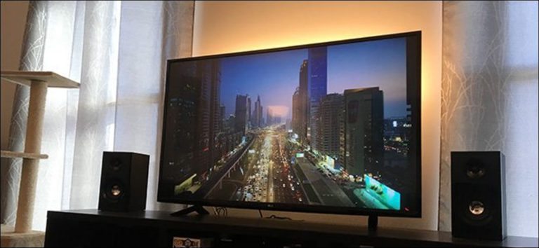 Aumente la luz de fondo de su televisor, no el brillo, para hacerlo más brillante