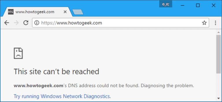 Cómo acceder a una página web cuando está inactiva