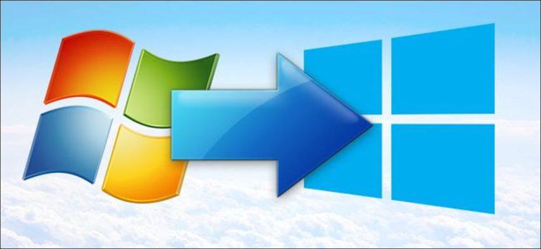 Cómo actualizar de Windows 7 u 8 a Windows 10 (ahora mismo)