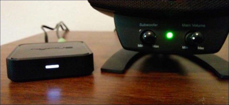 Cómo agregar Bluetooth a cualquier par de parlantes antiguos