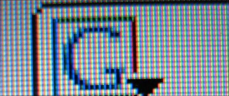 Cómo arreglar un píxel atascado en un monitor LCD