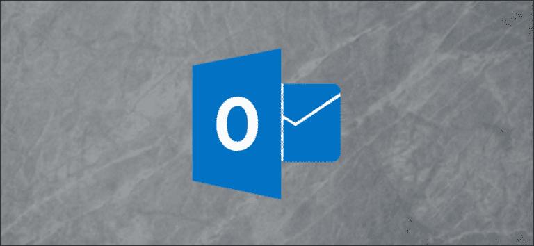 Cómo cambiar la codificación de caracteres en Outlook