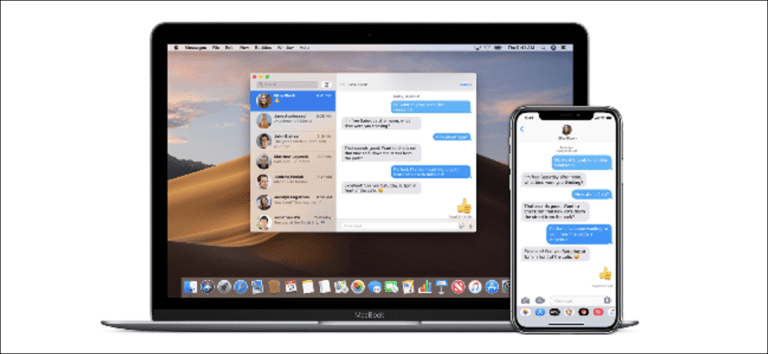 Cómo cambiar si las nuevas conversaciones de iMessage usan su número de teléfono o dirección de correo electrónico