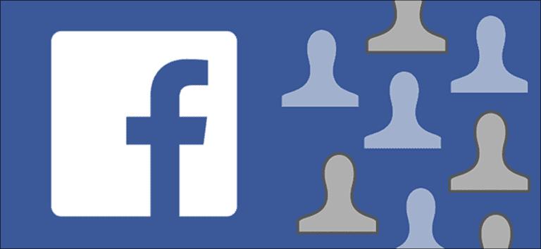 Cómo compartir publicaciones de Facebook solo con ciertos amigos