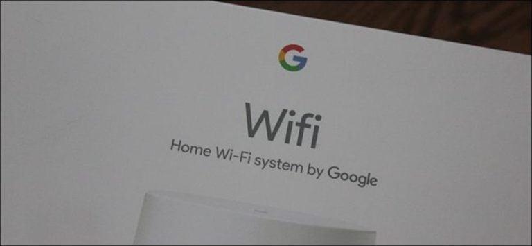 Cómo configurar el sistema WiFi de Google