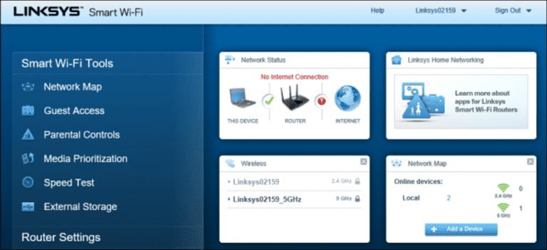 Cómo configurar un servidor de archivos y medios con Linksys Smart Wi-Fi