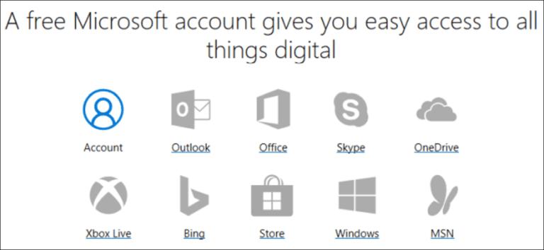 Cómo crear una cuenta de Microsoft
