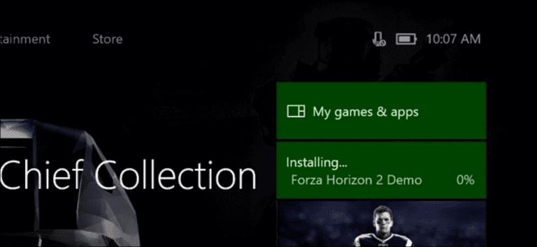 Cómo descargar juegos a tu Xbox One desde tu teléfono