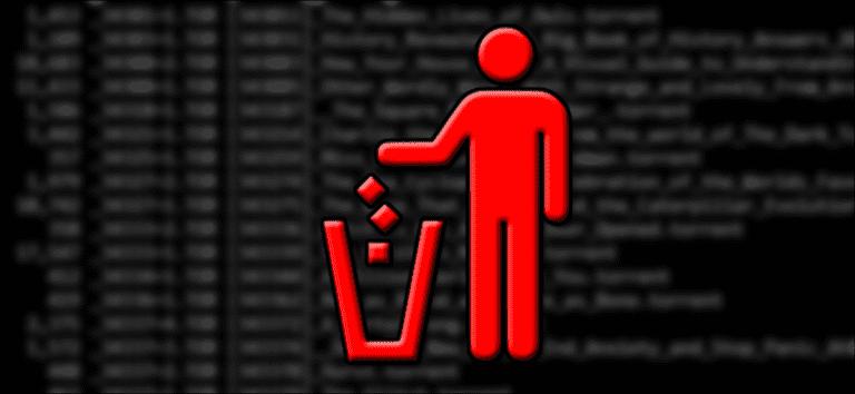 Cómo eliminar archivos Las afirmaciones de Windows son «demasiado largas»