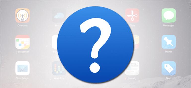 Cómo encontrar una aplicación iOS que falta en la pantalla de inicio