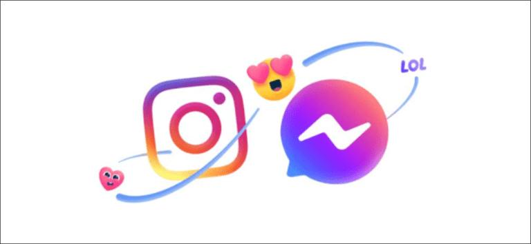 Cómo enviar un mensaje a un amigo de Facebook desde Instagram