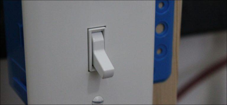 Cómo funcionan los interruptores de luz de tres vías