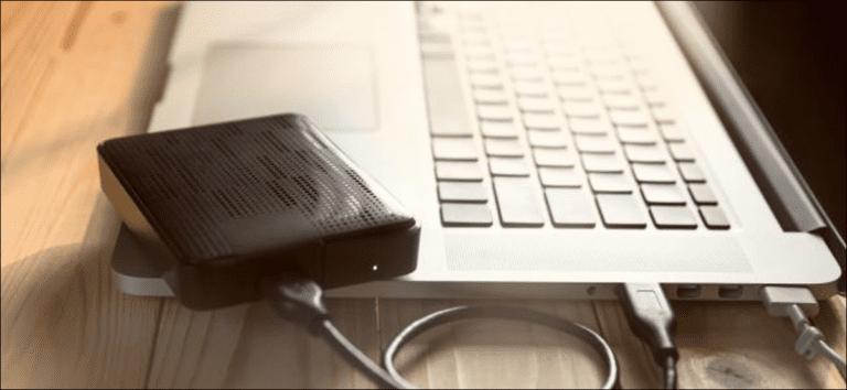 Cómo hacer una copia de seguridad de la biblioteca de fotos de tu Mac en una unidad externa