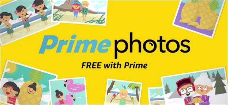 Cómo hacer una copia de seguridad de todas sus fotos con Amazon Prime Photos