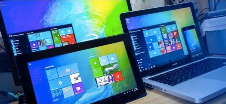 Cómo instalar o actualizar a Windows 10 en una Mac con Boot Camp