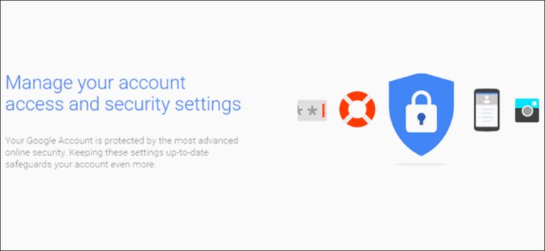 Cómo proteger su cuenta de Gmail y Google