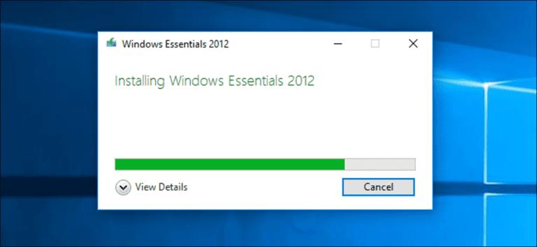 Cómo reemplazar Windows Essentials 2012 después de que finalice el soporte en enero