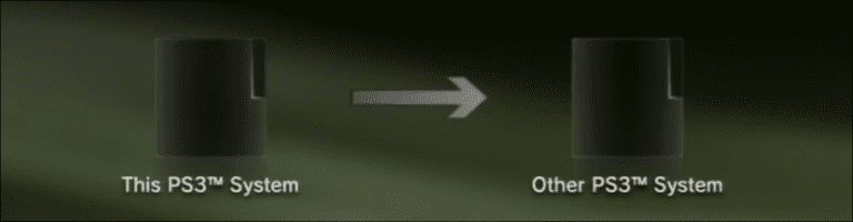 Cómo transferir toda tu información a una nueva PS3
