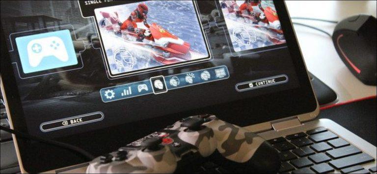 Convierta su Chromebook en una computadora portátil para juegos con aplicaciones de Android y un gamepad