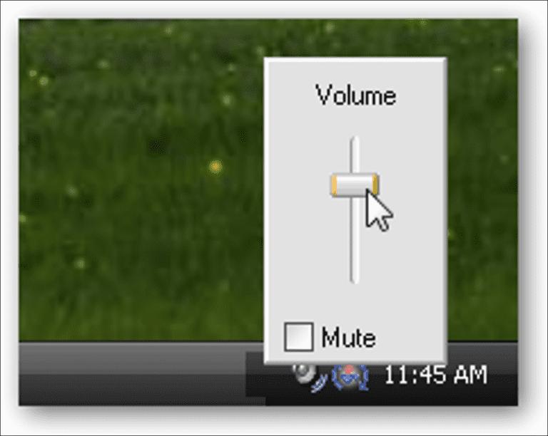 Desactiva los molestos pitidos del sistema de Windows XP