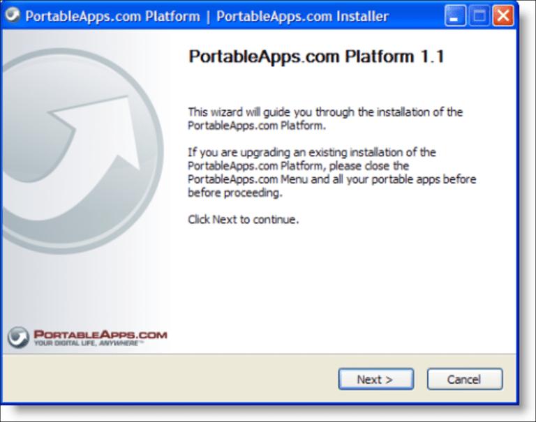 Instale y ejecute aplicaciones desde su iPod, unidad USB o reproductor MP3