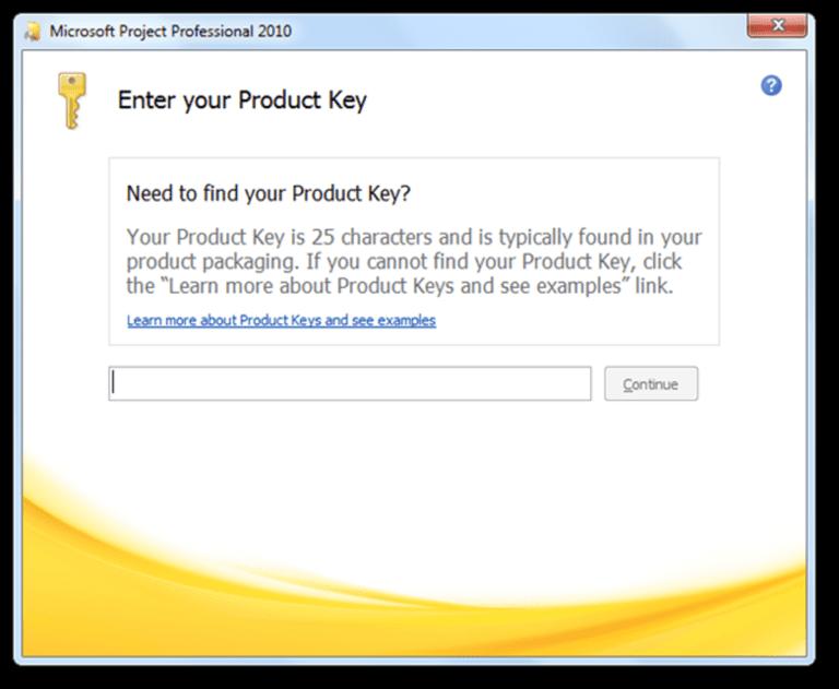 Introducción a Microsoft Project 2010