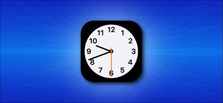 Las dos formas más rápidas de configurar una alarma en iPhone o iPad