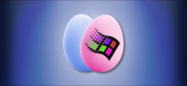 Los mejores huevos de Pascua retro en Windows y Microsoft Office