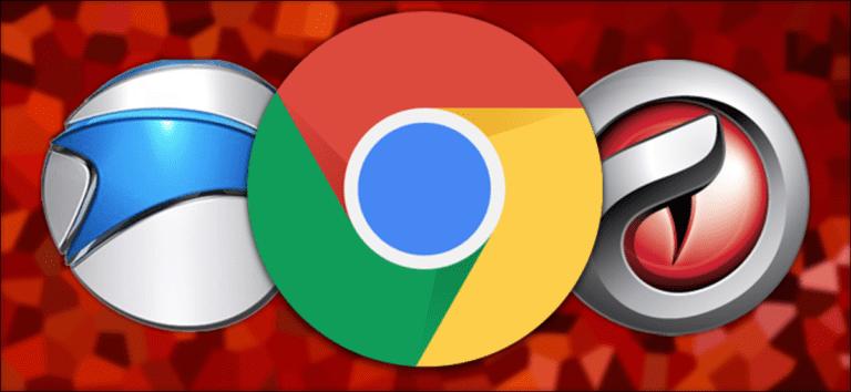 Por qué no debería utilizar (la mayoría) de los navegadores alternativos basados en Google Chrome